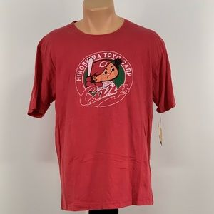NWT Red Jacket Hiroshima Graphic T-shirt